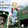 Day 149 - I Resolve To™. . . Help Local Farmers & Promote A Healthy Diet With Fresh Produce!