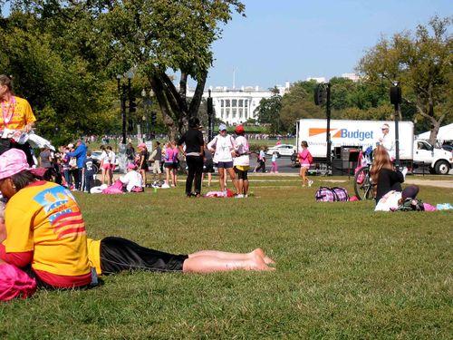 Breast Cancer 3-Day - October 10-12, 2012 - Shot #12