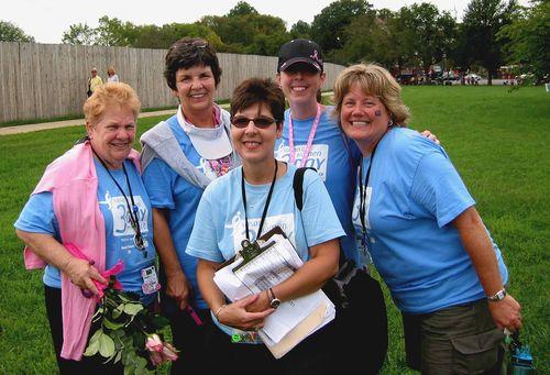 Breast Cancer 3-Day - September 16-18, 2011 - Shot #14