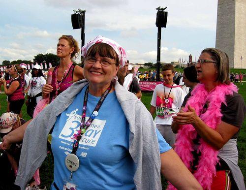 Breast Cancer 3-Day - September 16-18, 2011 - Shot #22