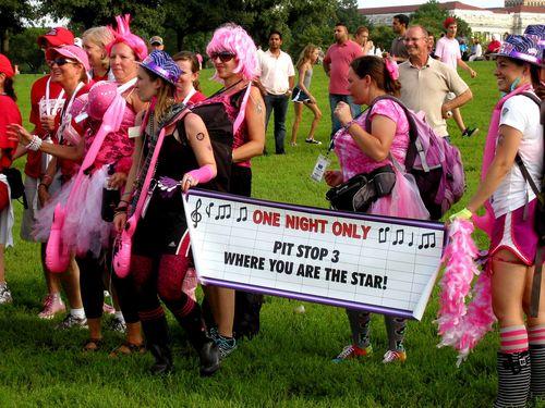 Breast Cancer 3-Day - September 16-18, 2011 - Shot #18
