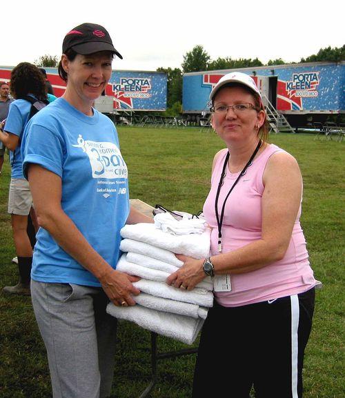 Breast Cancer 3-Day - September 16-18, 2011 - Shot #5