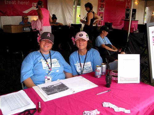 Breast Cancer 3-Day - September 16-18, 2011 - Shot #7