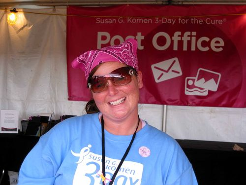 Breast Cancer 3-Day - September 16-18, 2011 - Shot #9
