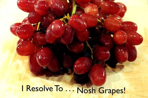 Day 107 - I Resolve To™. . . Add Healthy Snacks To My Daily Routine!