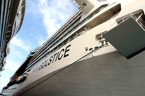 Spring Getaway 2011  - The Ship 1 - Celebrity Solstice